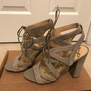 Sam Edelman Yardley Heels. Size 7.5